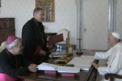"""Francisco pide un diálogo """"más intenso y fraternal"""" con la Iglesia Ortodoxa"""