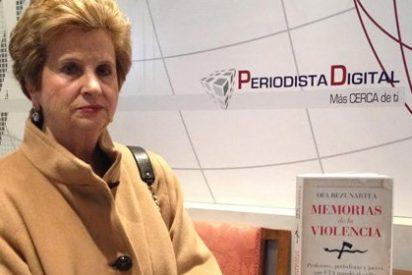 """Ofa Bezurnatea, periodista exiliada por ETA: """"Lo que más duele es el silencio y la cobardía de la sociedad vasca"""""""