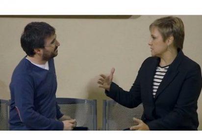 [VÍDEO] A Jordi Évole y Gloria Serra les repugnan las entrevistas pagadas a delincuentes... menos las que hacen ellos