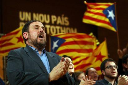 Oriol Junqueras acusa a los empresarios que no comulgan con el separatismo de vivir del BOE