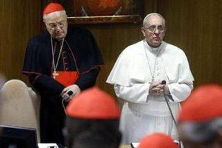 Francisco aplaude públicamente la propuesta de Kasper sobre divorciados vueltos a casar