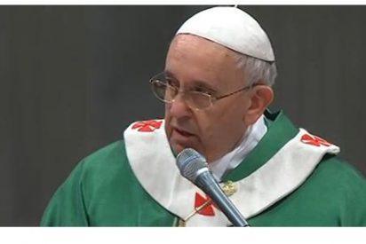 """""""El cardenal entra en la Iglesia de Roma, no entra en una Corte"""""""