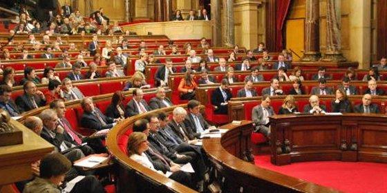 Debate en el Parlamento Catalán sobre el recurso ante el TC de la Lomce