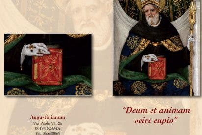 Comienza la LV edición de la Cátedra Agustiniana