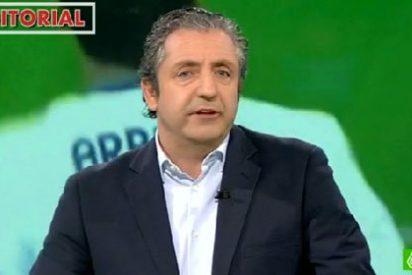 """Pedrerol pide cuentas a Del Bosque: """"¿Hay que sacrificar a Arbeloa por llevarse mal con Casillas?"""""""