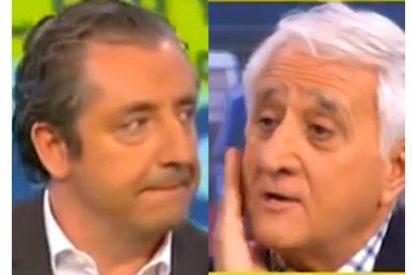"""Carazo acusa a todos los madridistas de """"tener cara"""" y Pedrerol le corta: """"No faltemos a la audiencia"""""""