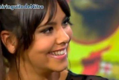 Cristina Pedroche promete desnudarse por el Rayo