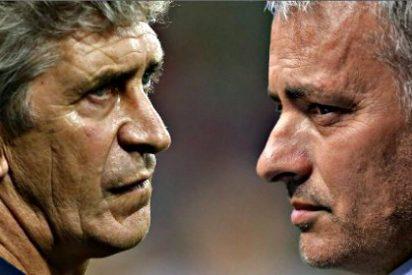 Mourinho no rehuye la pelea en la Premier y le da lo suyo a Pellegrini