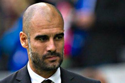 El Manchester, dispuesto a todo para quitárselo a Guardiola