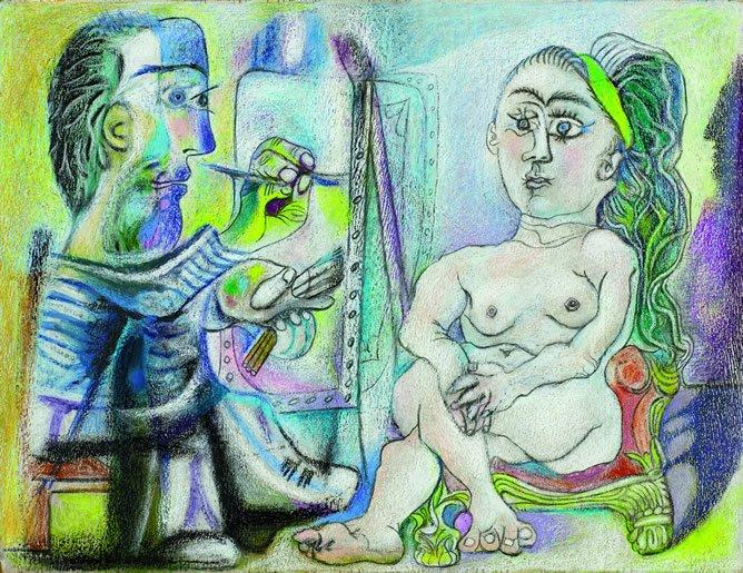 En busca de los talleres de Picasso