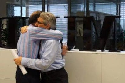 Abadillo ya marca distancias con Pedrojota 'escondiendo' a la Infanta en la portada de El Mundo