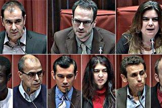 El castellano tratado como una lengua extranjera más... ¡En el Parlamento de Cataluña!