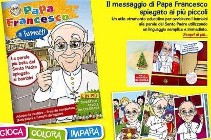 Apple lanza una aplicación infantil sobre el Papa Francisco