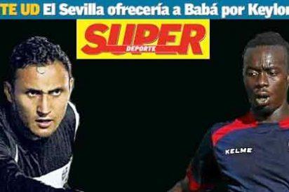 El Sevilla ofrece a Baba al Levante a cambio de Keylor Navas