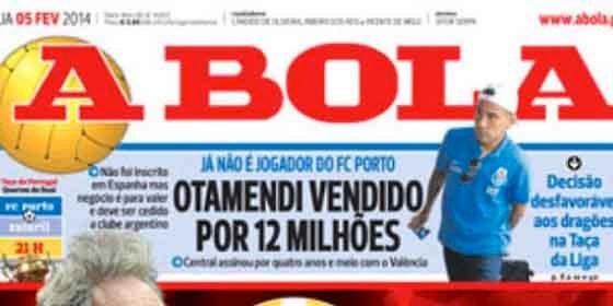 El Valencia lo ha fichado por 12 millones