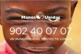 Manos Unidas celebra el Día del Ayuno Voluntario