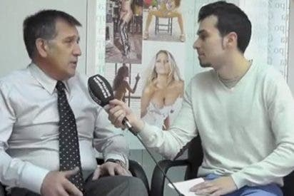"""Alberto Pozas (Interviú): """"¿Lo de Revilla? Lo obsceno no es la chica desnuda sino las fotos de Blesa de fiesta"""""""