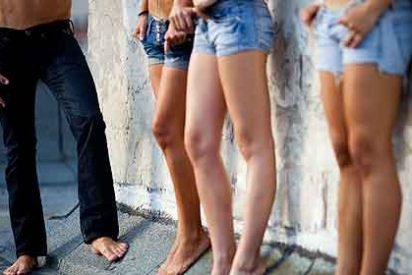 El Parlamento Europeo pide mano dura contra los clientes de las prostitutas