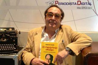 """Ramón de España: """"Con Adriá me pasa como con Aznar y Rahola, en cuanto le veo aparecer en la pantalla del televisor cambio de canal"""""""