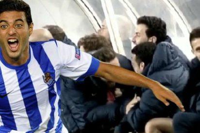 ¿Quién ríe ahora Sergio?