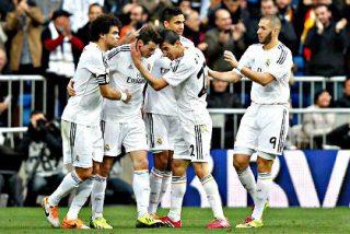 El Real Madrid se apresta para ganar de una tacada Copa, Liga y Champions