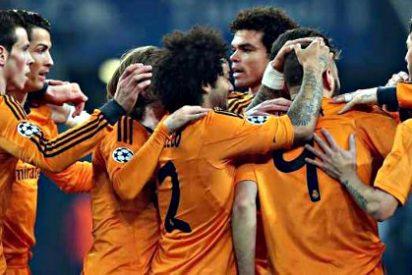 El Real Madrid aplasta al Schalke con un 6-1 en una exhibición magistral de fútbol