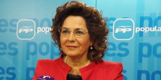 """Carmen Riolobos: """"Las mentiras del PSOE no empañarán el éxito de Cospedal"""""""
