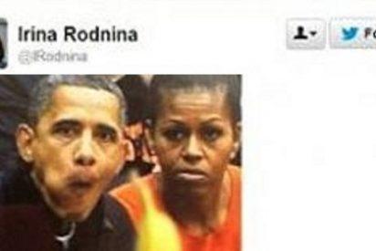 Recuerdan su polémica por la foto racista que publicó de Obama
