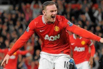 El espectacular sueldo de Rooney