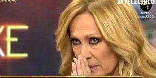 Rosa de Benito ingresa de cabeza en un psiquiátrico tras ser hundida en 'Sálvame'