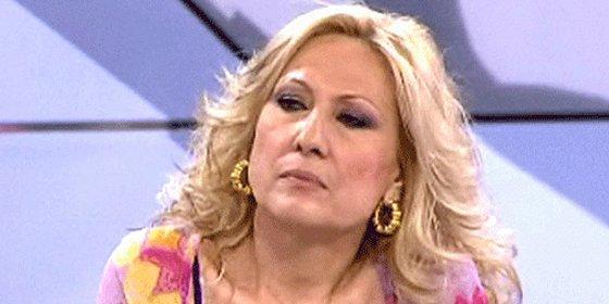 Rosa Benito, ingresada tras el machaque sufrido en 'Sálvame', ¿verdad o montaje?