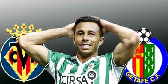 El Villarreal quiere llevárselo del Betis
