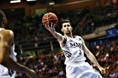 El Real Madrid de baloncesto apabulla al CAI y ya está en la final de Copa