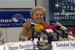 """Soledad Suárez: """"Nuestra solidaridad ha de ser global, nuestra crisis no puede servirnos de excusa"""""""