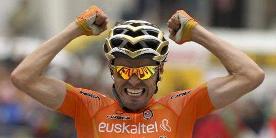 Samuel Sánchez correrá para uno de los rivales de Alberto Contador