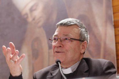"""Agrelo: """"Nos hace mucho daño que se asocie a la Iglesia con el PP. Dios es de izquierdas"""""""