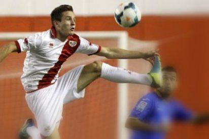 Jugará en el Atlético de Madrid hasta 2019