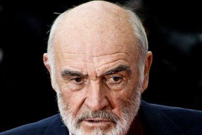 Sean Connery se 'sacude' a Jesús Gil y niega su implicación en el rocambolesco 'caso Goldfinger'