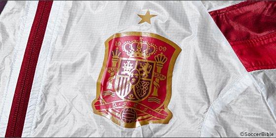 La chaqueta de España para el Mundial