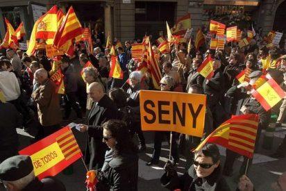 """La inmensa mayoría de los españoles no esta ni con el """"derecho a decidir"""" ni con el """"Estado federal"""""""