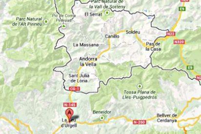 La Generalitat de Cataluña le construye un aeropuerto a Andorra con dinero público