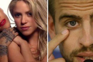 Piqué prohíbe a Shakira hacer vídeos con hombres