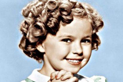 Shirley Temple, la primera niña prodigio del cine mundial, fallece a los 85 años
