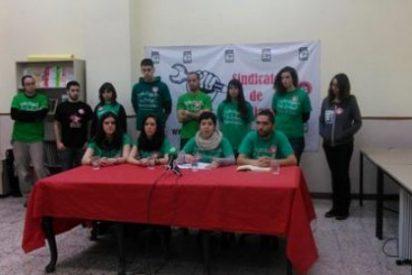 Sindicato de Estudiantes convoca una huelga general el 26 y 27 de marzo