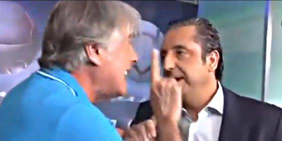 Cruce de declaraciones en Twitter entre Siro López y Pedrerol