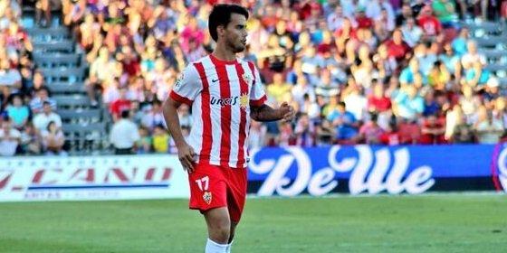 Mel quiere llevarse a un jugador del Almería