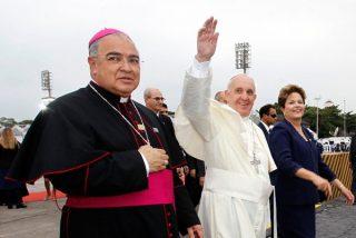 Francisco cambia el rostro de la Iglesia en Brasil