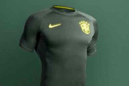 Así es la tercera equipación de Brasil para el Mundial