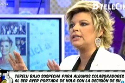Descubiertos los posibles motivos de la marcha de Terelu Campos de la TV