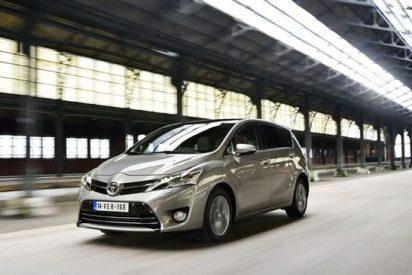 Toyota renueva el Verso y lo hace más eficiente y accesible